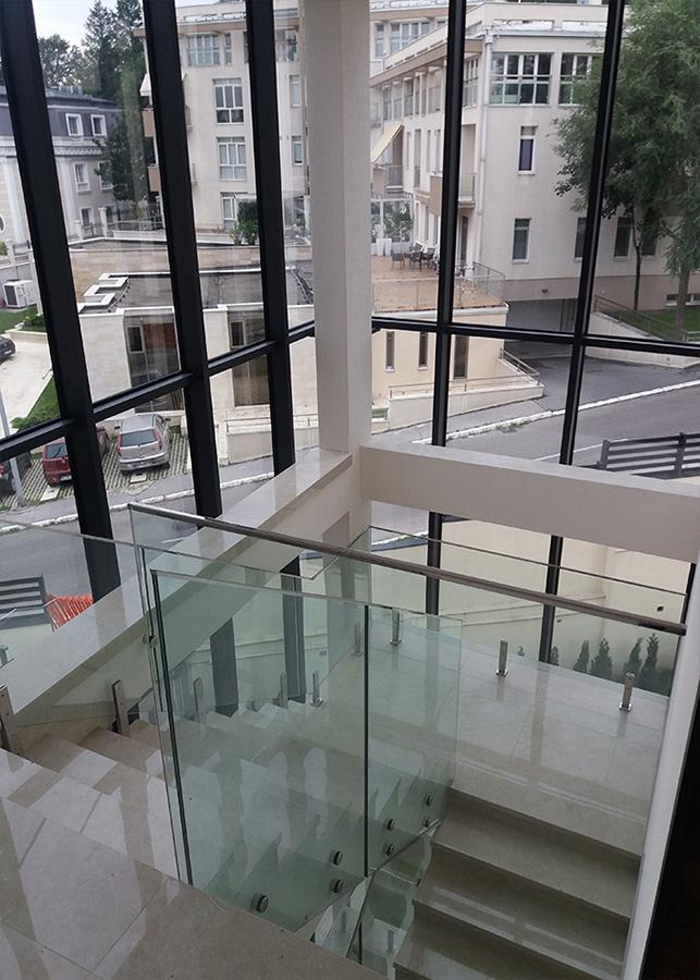 ograde na stepenicama